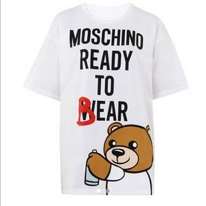 Moschino Couture  t shirt